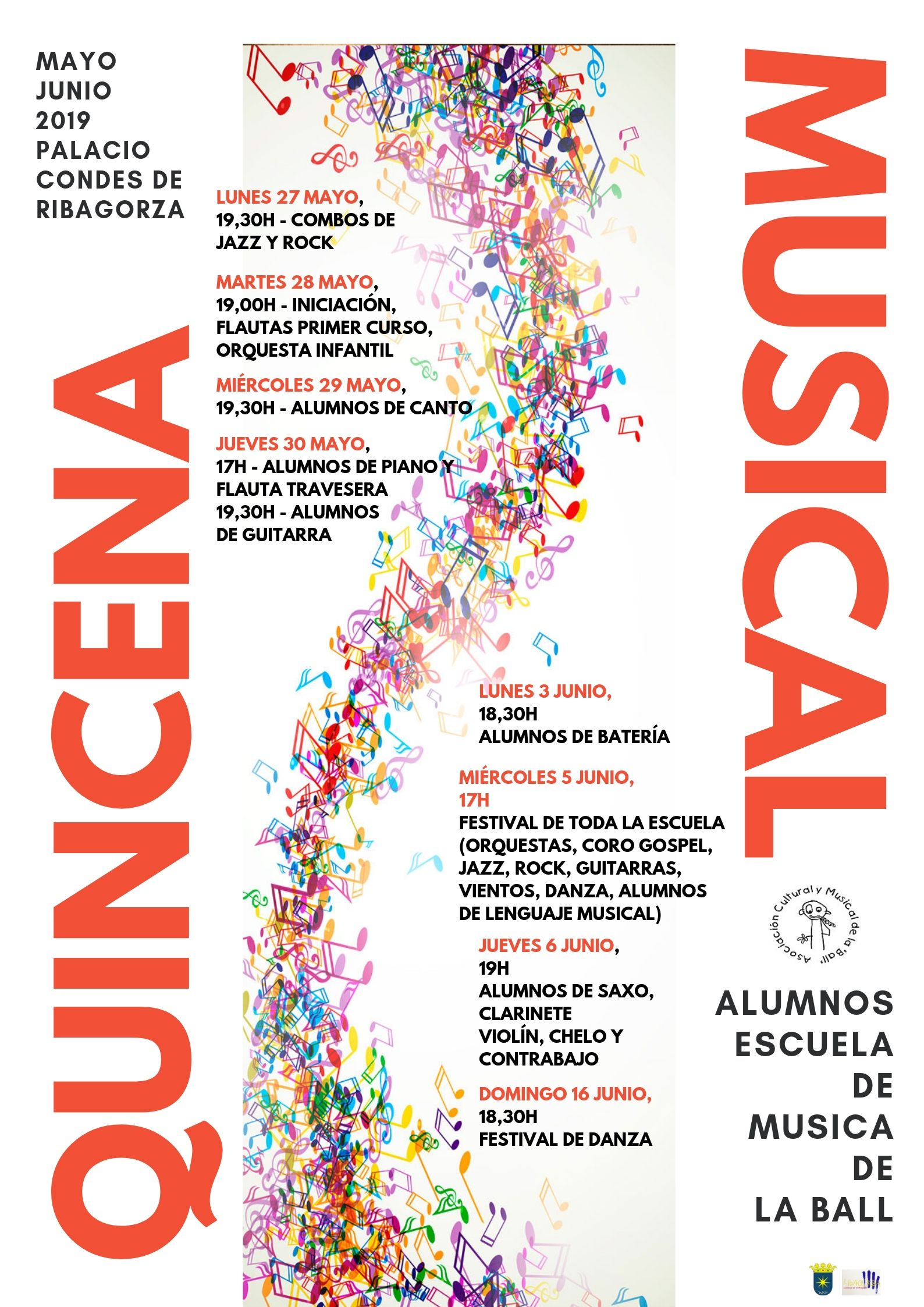 QUINCENA MUSICAL JUNIO